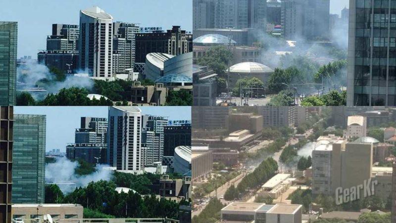 突发!7月26日下午北京美国驻华大使馆外发生爆炸事件