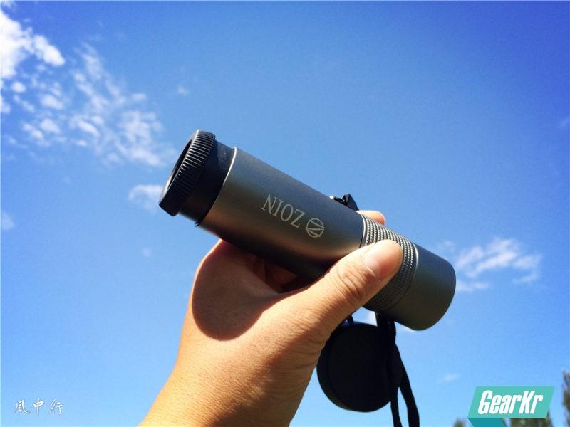 带上8倍镜领略西北风情,ZOIN魔眼金属8×33ED小单筒望远镜体验