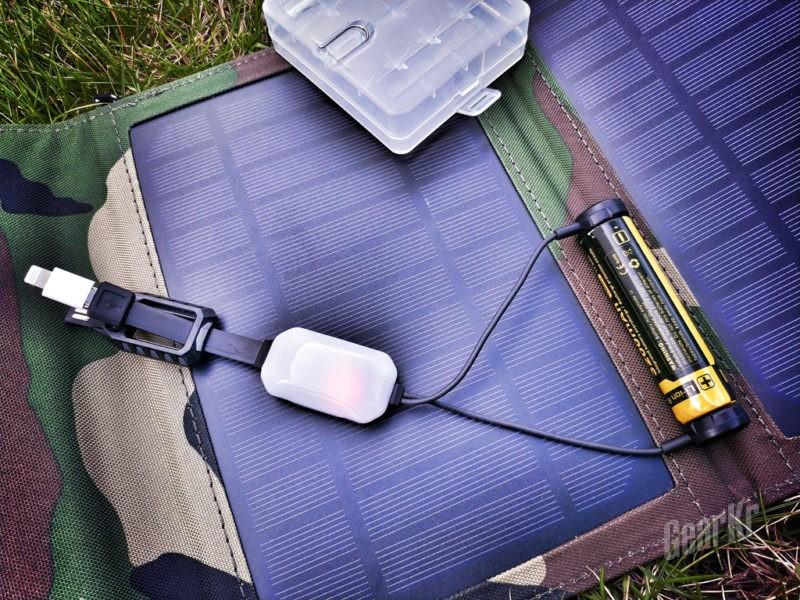 不能作为应急灯的移动电源不是好充电器 — 奈尔科尔LC10测评