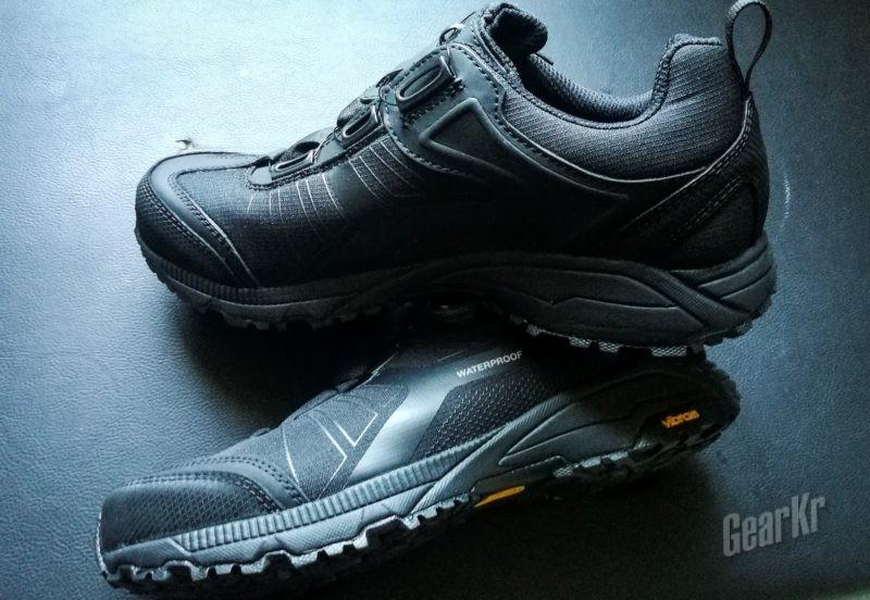 自由兵BOA系统快反战术鞋试用测评