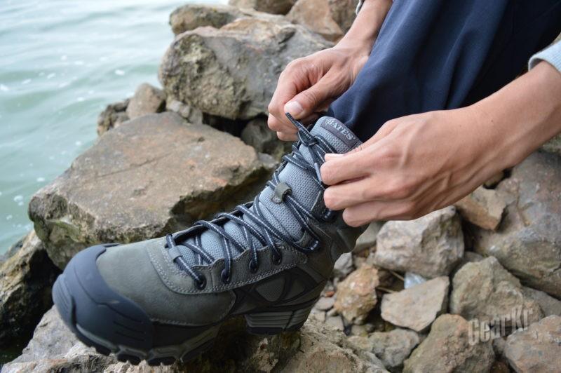 BATES军靴E04036  — 硬朗测评