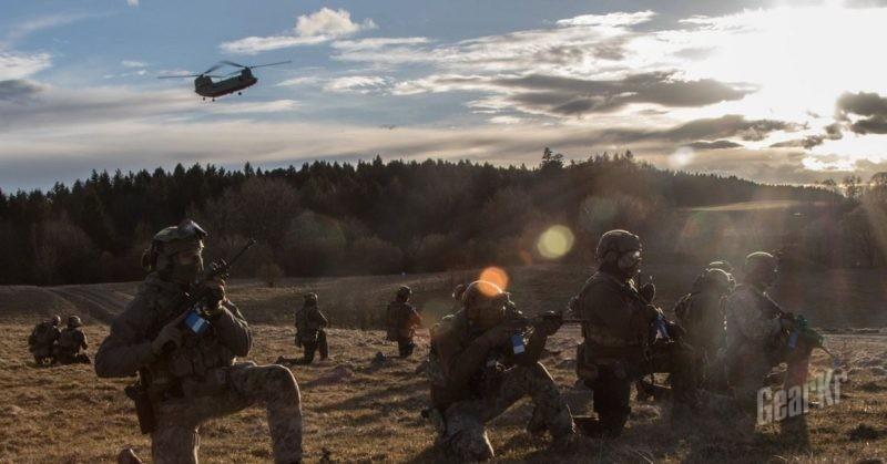 利刃无声 — USSOCOM的新利器:西格绍尔SURG消声上机匣套件