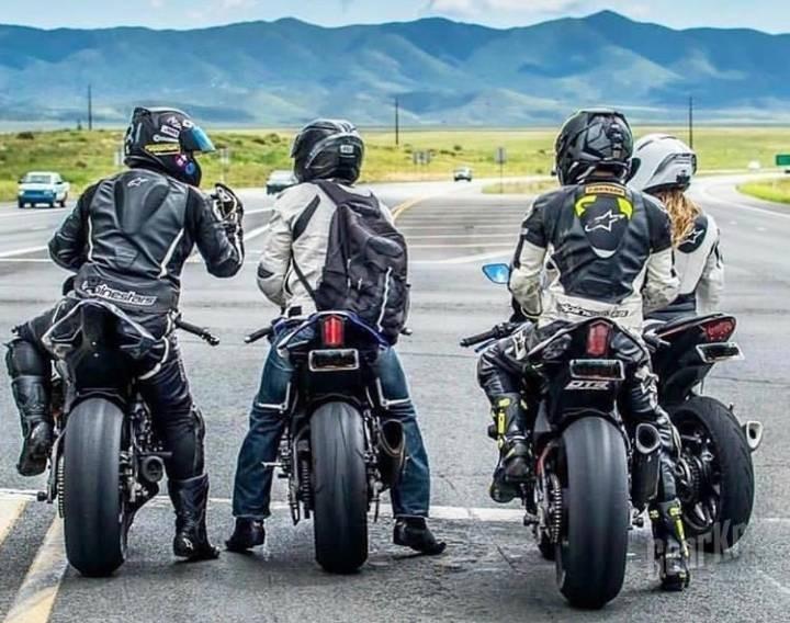 骑士梦想 — 你适合什么类型的摩托?