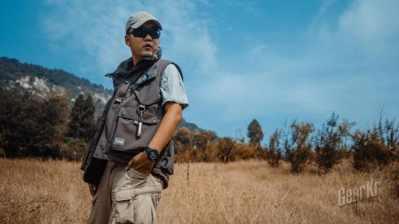 我的隐形装备袋 — 麦格霍斯C1101多袋防寒背心使用感受