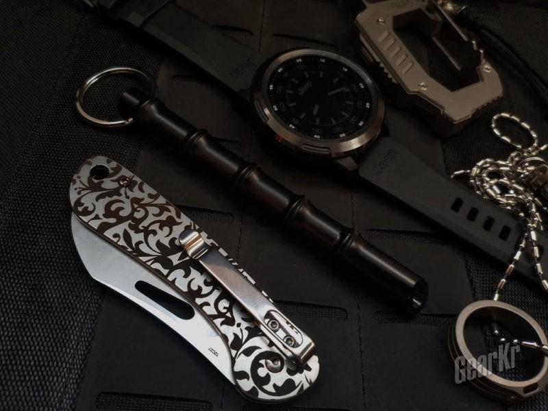 酷炫老友 — CooYoo酷友弧光M1轻型口袋小刀测评