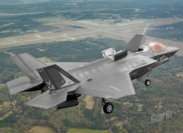 【美国军事时报】全球所有的美国F-35都已停飞
