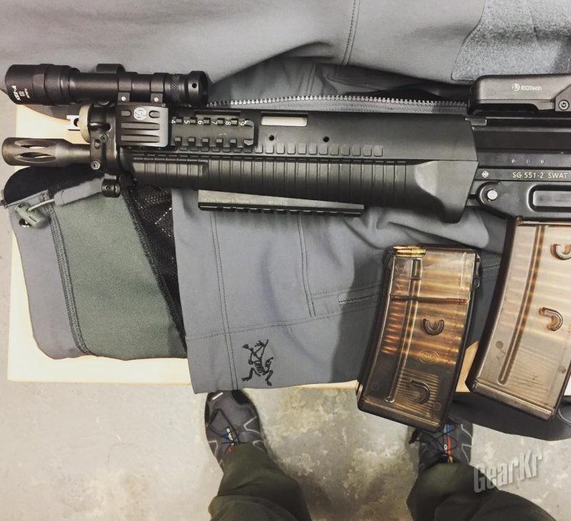 细数欧洲几款传统结构的短自动步枪(突击步枪/卡宾枪)