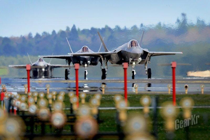 【美国国防新闻】排查燃料管问题后,大部分F-35都已复飞