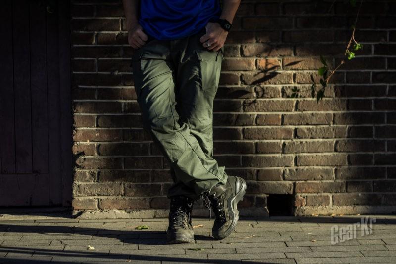 Helikon赫利肯城市休闲防水裤 — 混凝土丛林中的利器