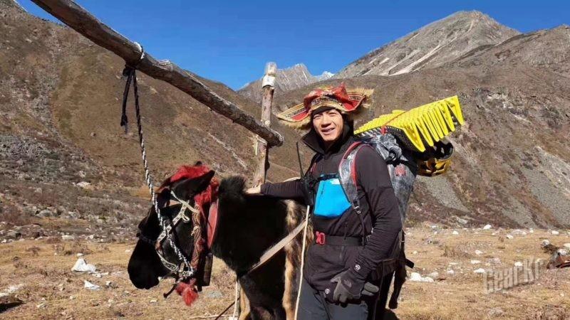 登山高手意外离世揭开山峰神秘面纱——鲜为人知的日乌且峰
