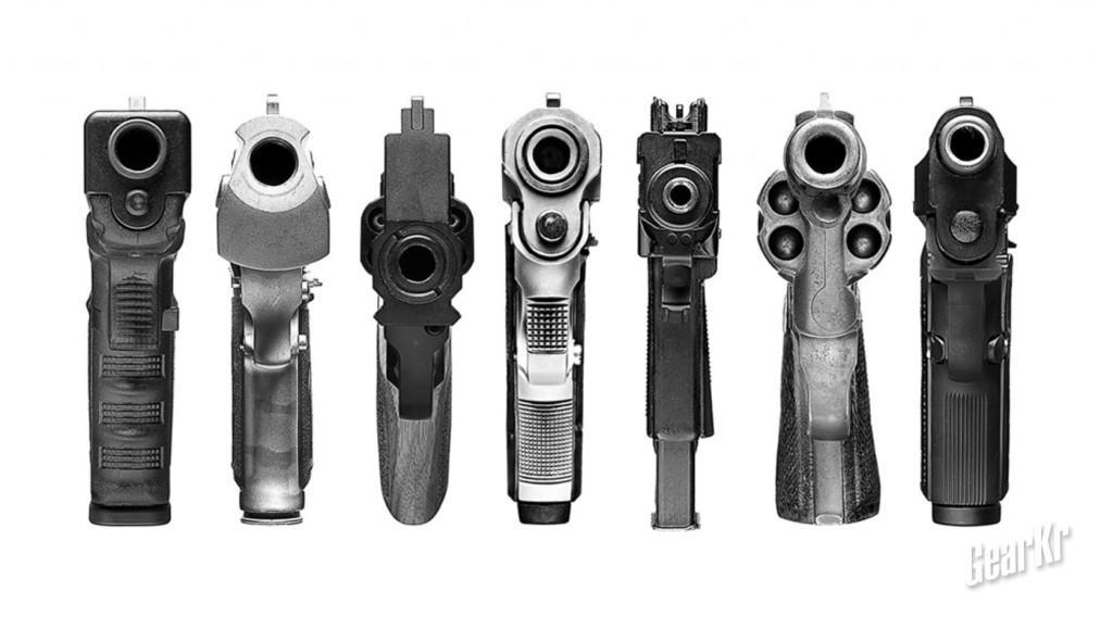 Point Blank-直面死神的枪械组图