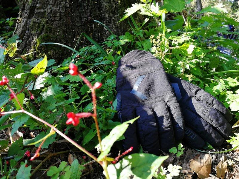 Snow Monster保暖手套评测