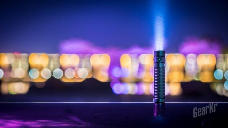 实用新秀,我的EDC照明选择——OLIGHT S2R Baton II使用评测