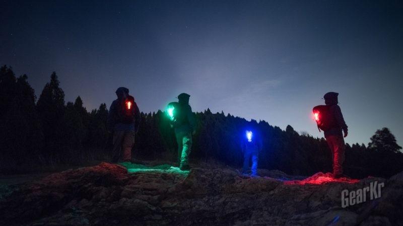 小灯大作用——奈爱LED荧光棒使用感受