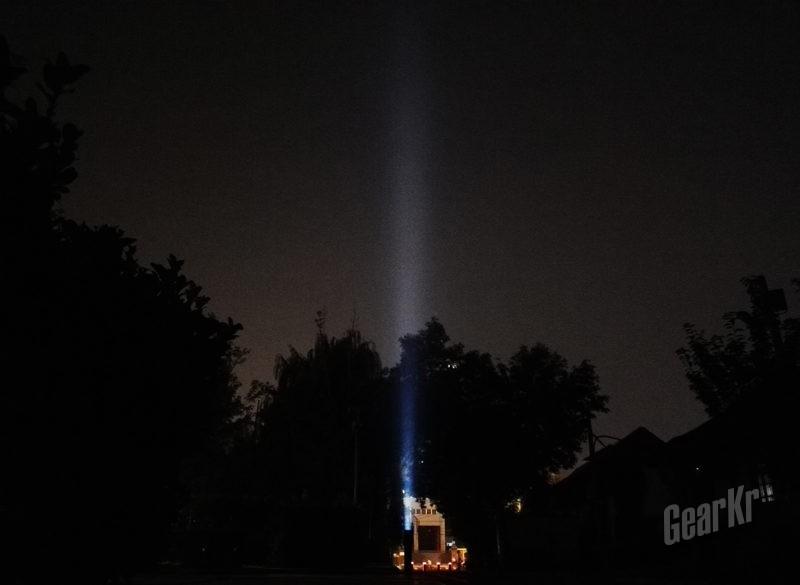 掌握一束光明 走进黑夜核心——我与NITECORE