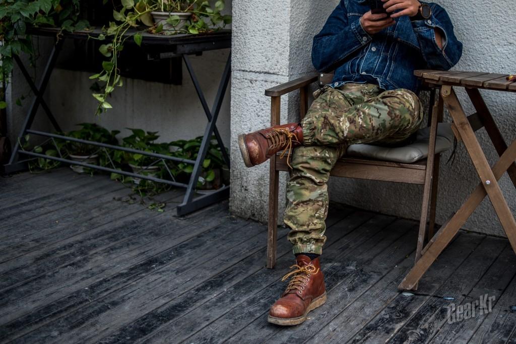 迷彩范黑科技潮裤——MONTECH蒙特罗速干单导户外迷彩裤