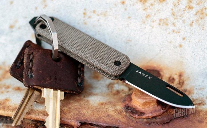 一款叫Elko的钥匙刀