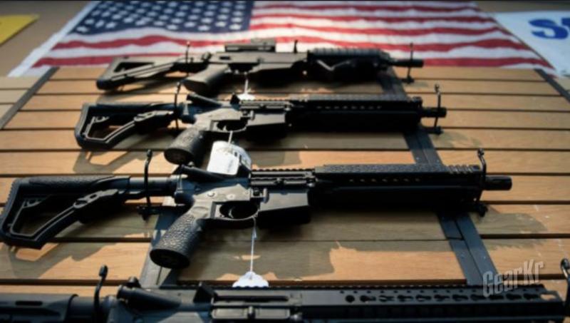 有趣的思想交锋——军用与民用恩怨,美国网民对于民间持有AR步枪的讨论