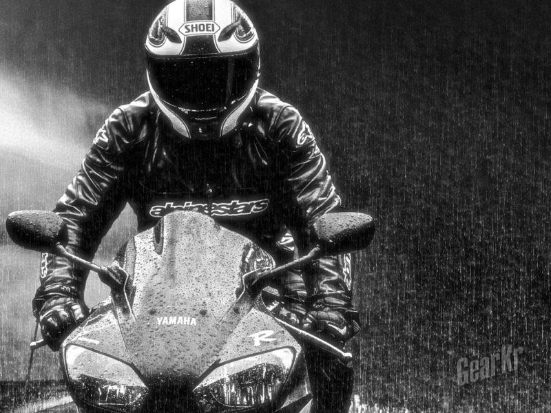 骑士梦想 — 雨中骑行,是痛苦自虐还是独一无二的享受?