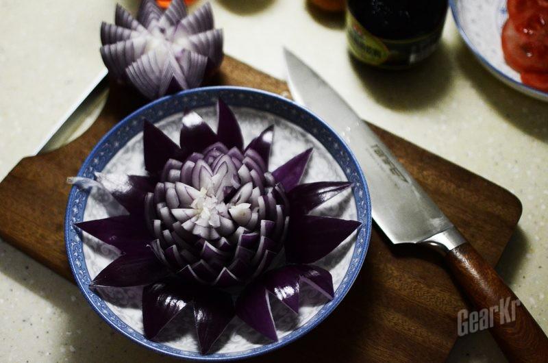 在厨房享受丝滑切割——途耐锋锐8寸主厨刀