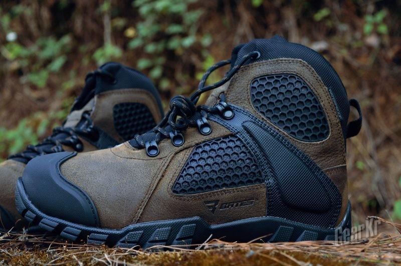 BATES 7011 户外战术靴使用感受