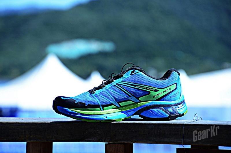 放肆山林 畅快奔跑—萨洛蒙 WINGS PRO 2越野跑鞋深度体验