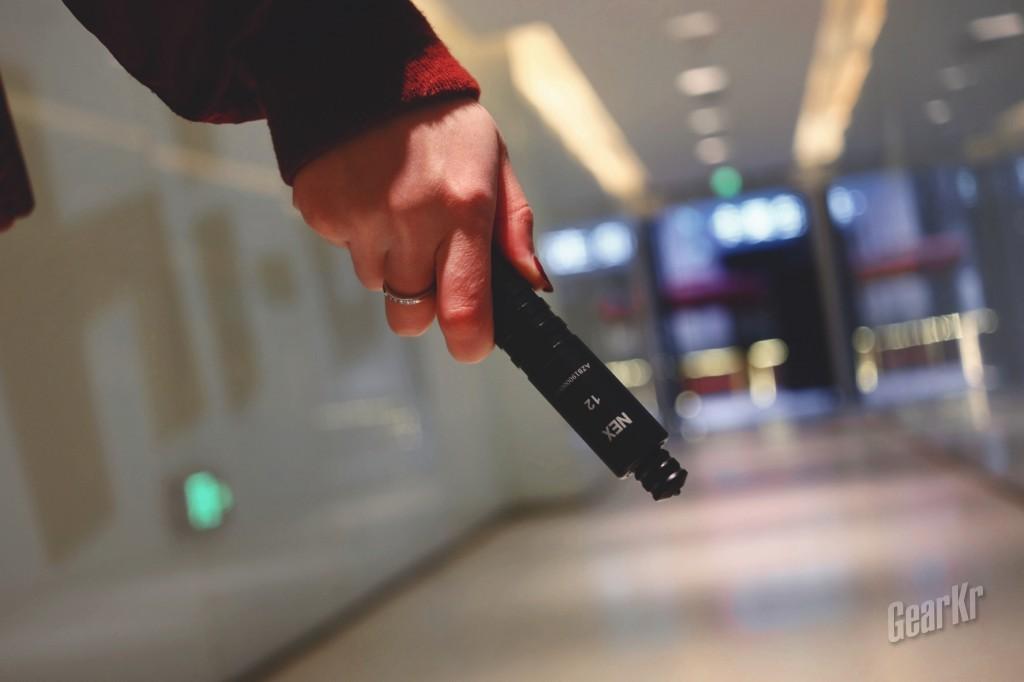 与你一起守护心爱的她——全网首发纳丽德NEX 12寸便携机械棍