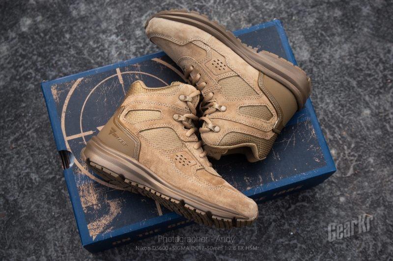城市通勤百搭,低调战术执勤短靴 ——Bates E05143战术靴