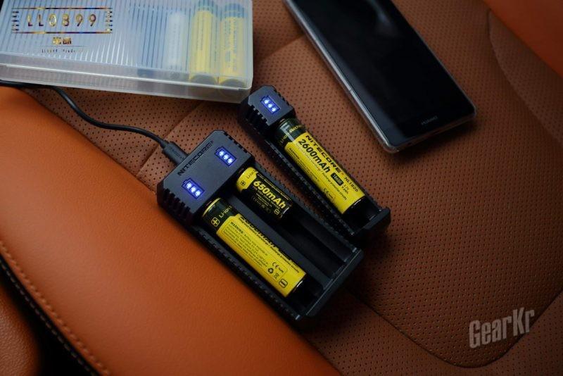 低成本快速充电器新选择NITECORE UI1 UI2新品连发