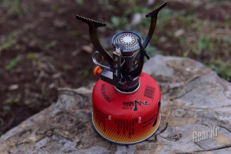 装备 | 做椅子的能不能做好炉头?韩国雪线第一代炉头Snowline Fire Bat