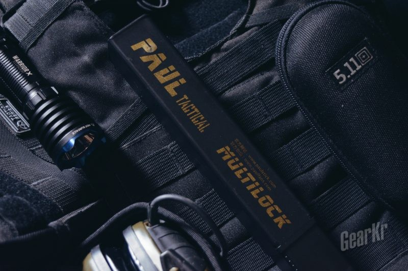 "Paul Tactical—""保罗""牛皮柄标准版机械伸缩棍,使用初体验"