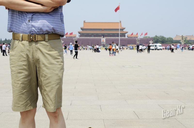 夏季休闲  舒适之选——Hercules 海格力斯短裤