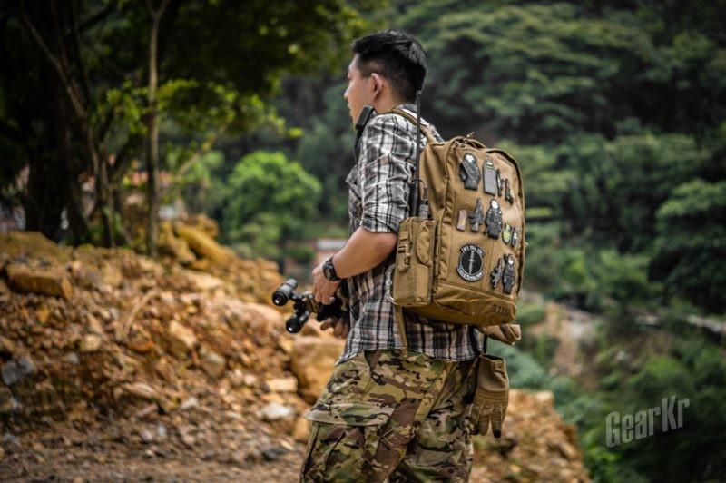 做最靓的战术程序猿——5.11 MORALE PACK 20L双肩包测评