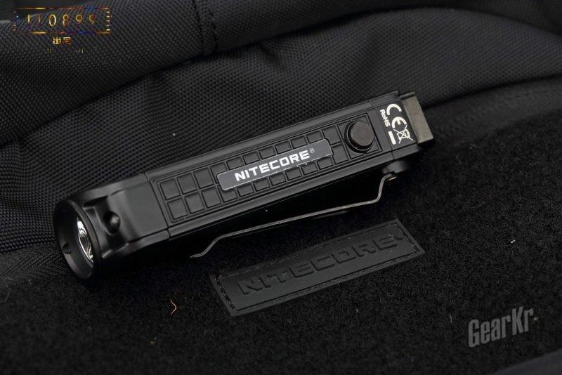 无毒不战术 NITECORE战术小毒桶P18评测 LL0899出品
