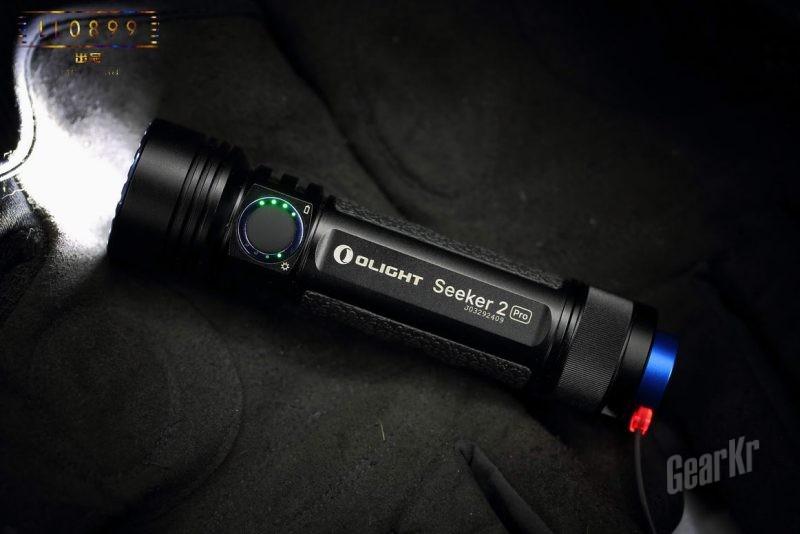 精雕细琢全面升级OLIGHT新钢炮SEEKER2 PRO入手评测 LL0899出品