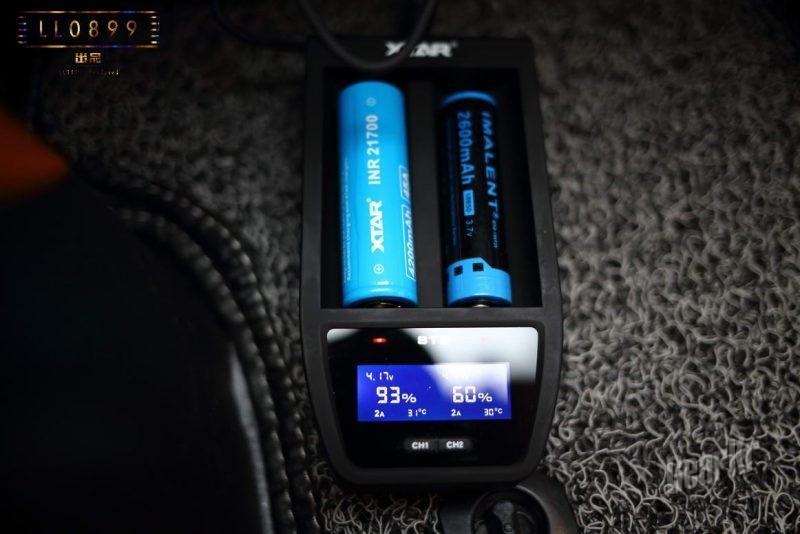 充电小王子 XTAR高性能充电器ST2评测