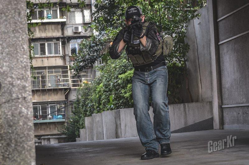 BATES EMX®全天候通勤6寸中帮作战靴穿着体验感受