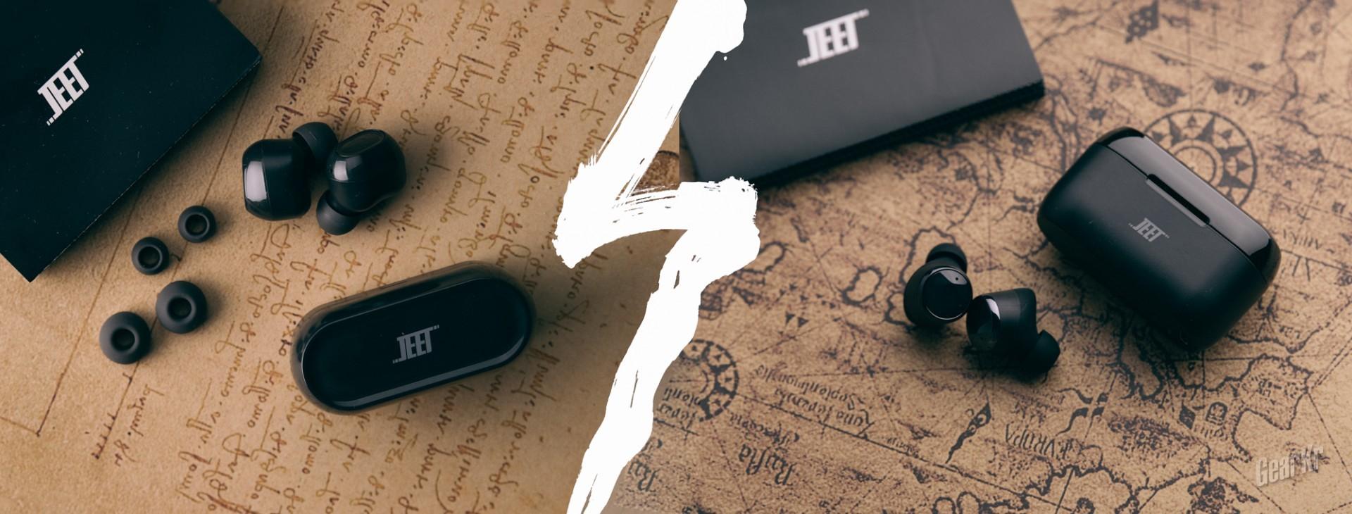 10小时超持久-这谁顶得住 JEET Air Plus蓝牙耳机(新老款对比评测)