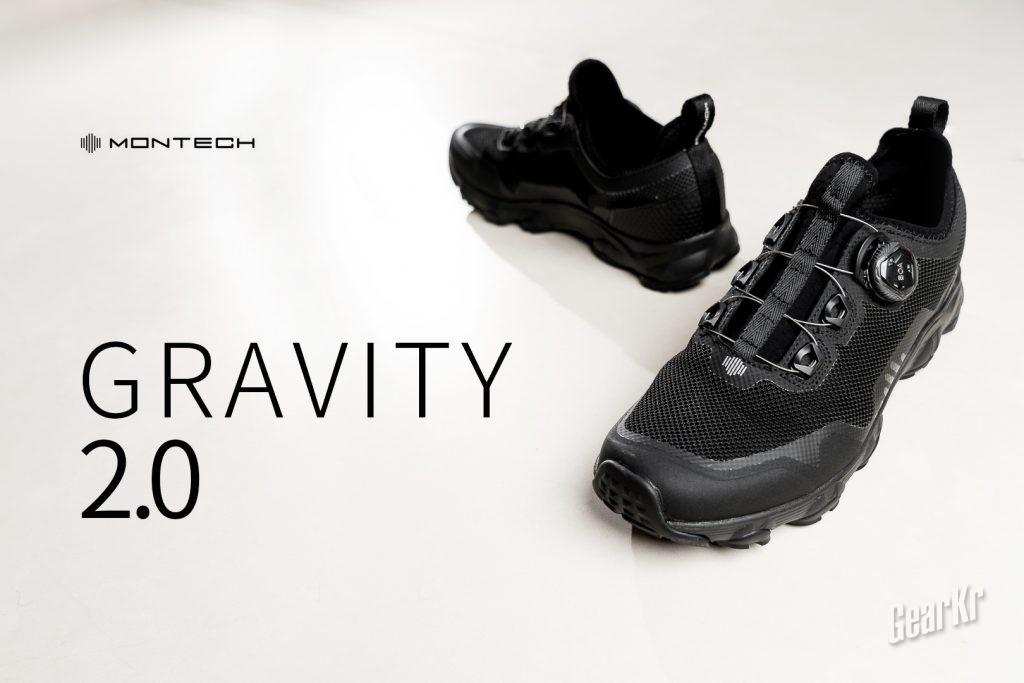 对品质的不断追求尽在细节中展现,蒙特罗引力2.0低帮快反鞋