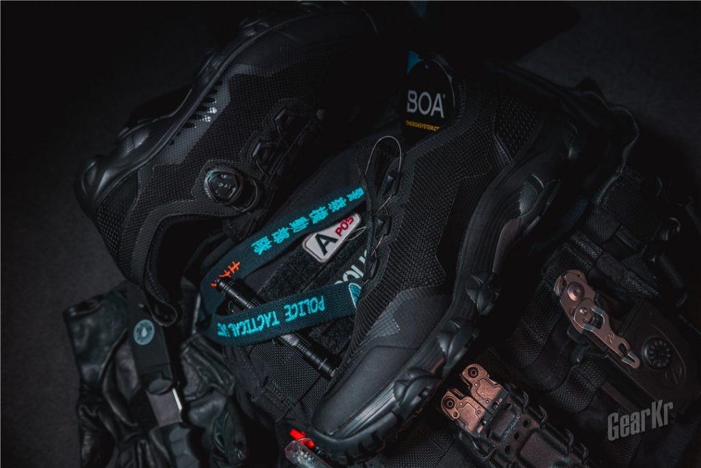 不单为战术,情怀而生的轻盈——MONTECH 引力2.0快反鞋体验
