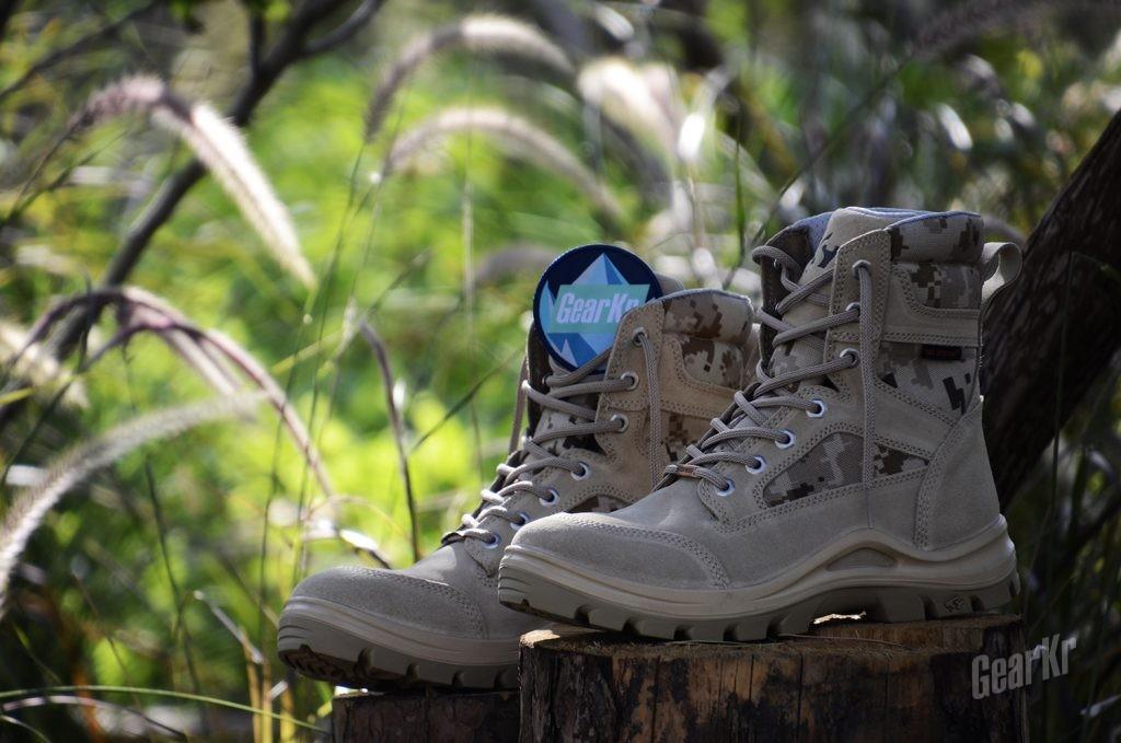 八寸有八防、助你行远方:斯立德8寸登山鞋