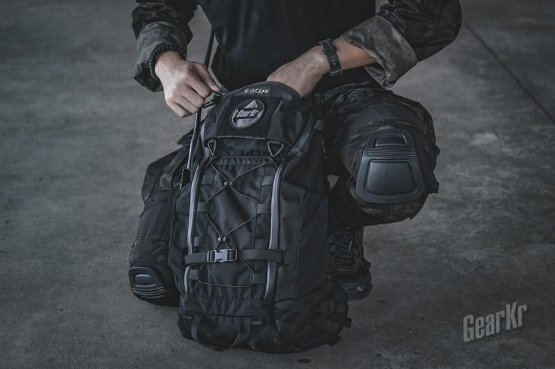 """背负""""爆炸""""——Lii Gear河豚炸弹 25L多功能战术双肩包使用感受"""