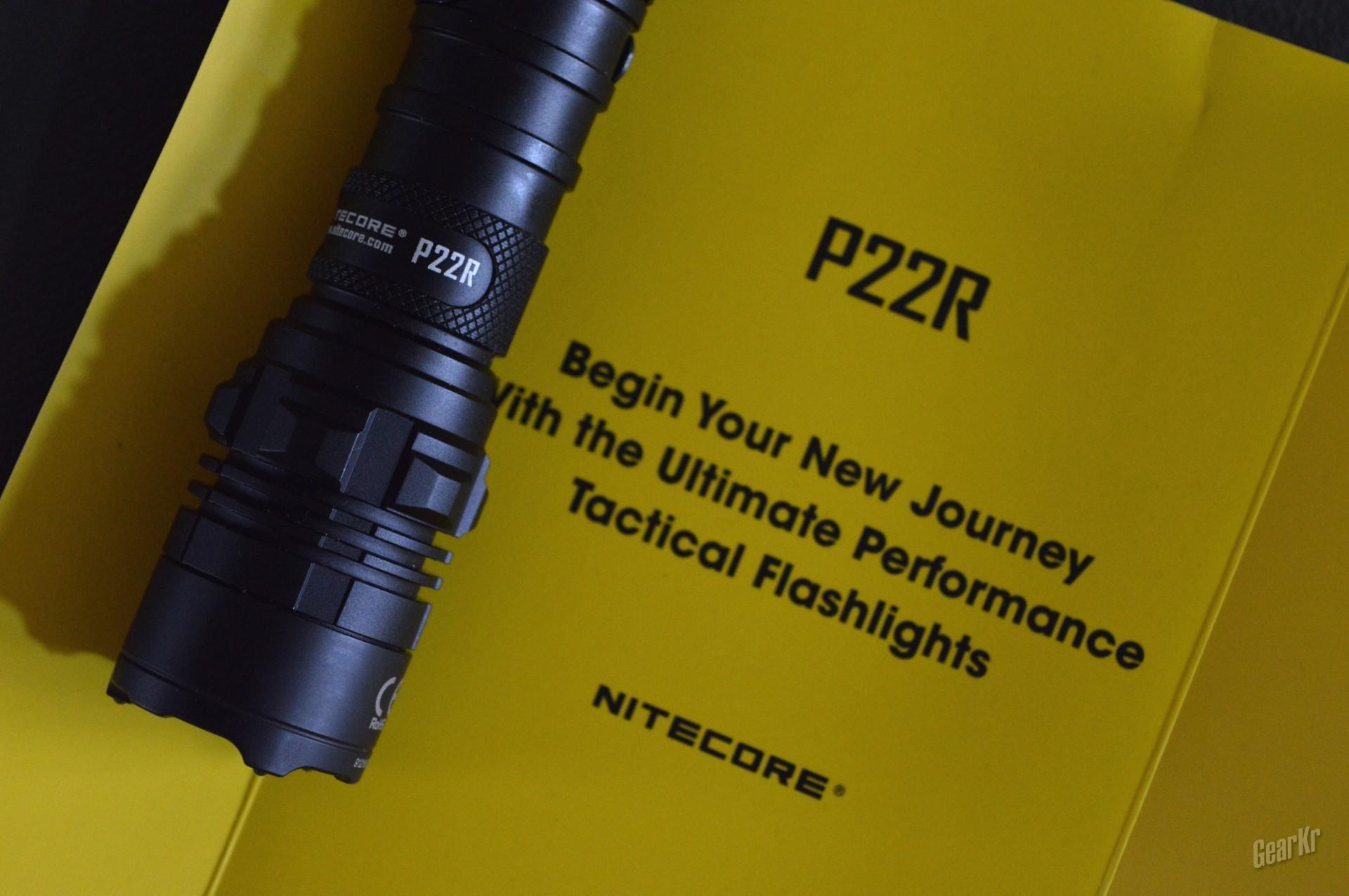 """""""去开启你无限的战术之光""""——奈特科尔P22R使用体验"""