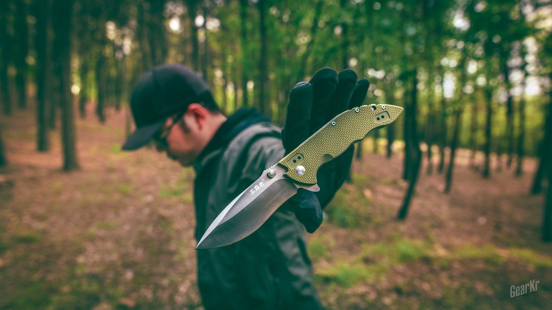 身边的守护者——三刃木9054使用体会