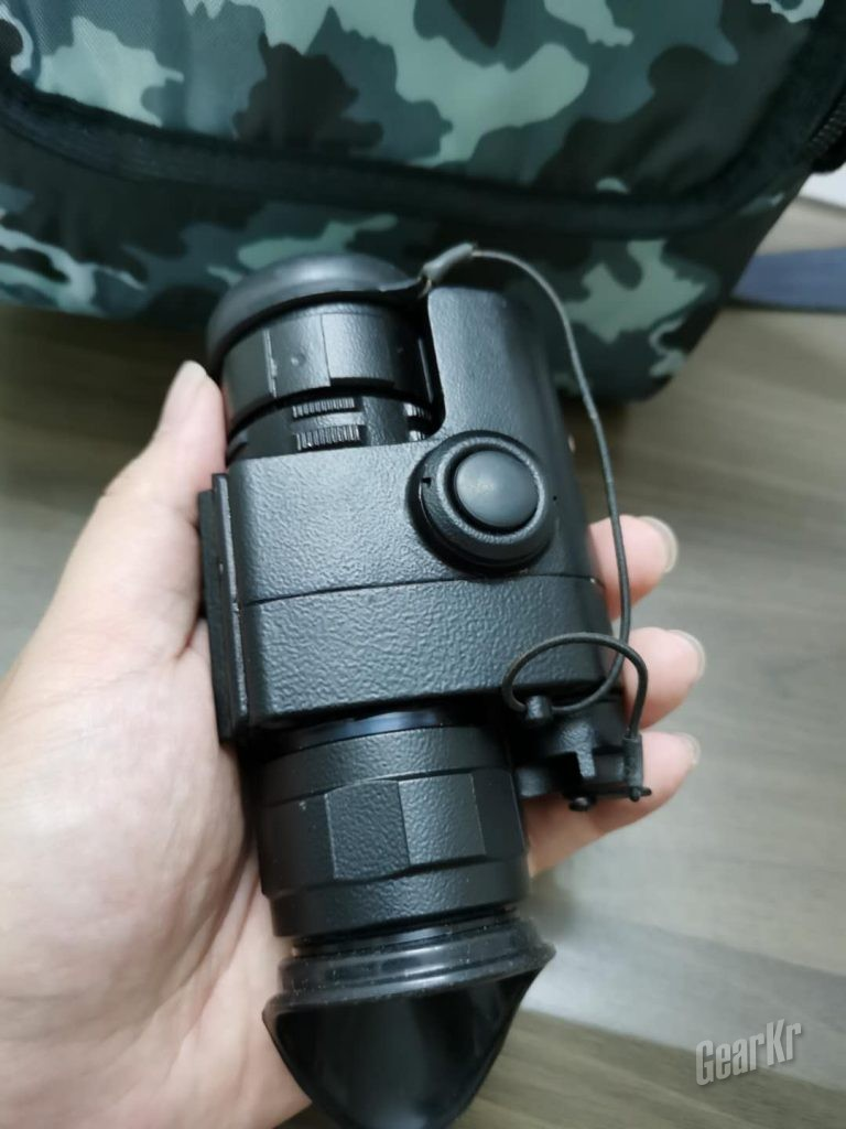 俄PN16K夜视仪评测