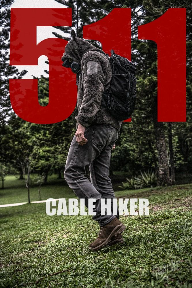 """""""挂羊头卖狗肉""""——5.11 CABLE HIKER战术靴"""