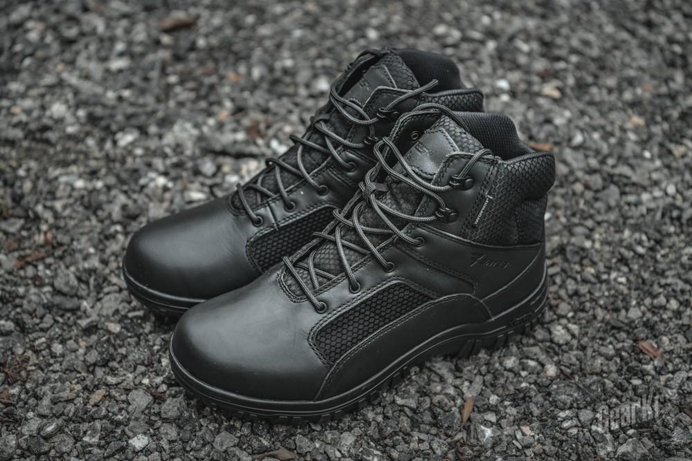 BATES MANEUVER 6寸防水战术靴体验