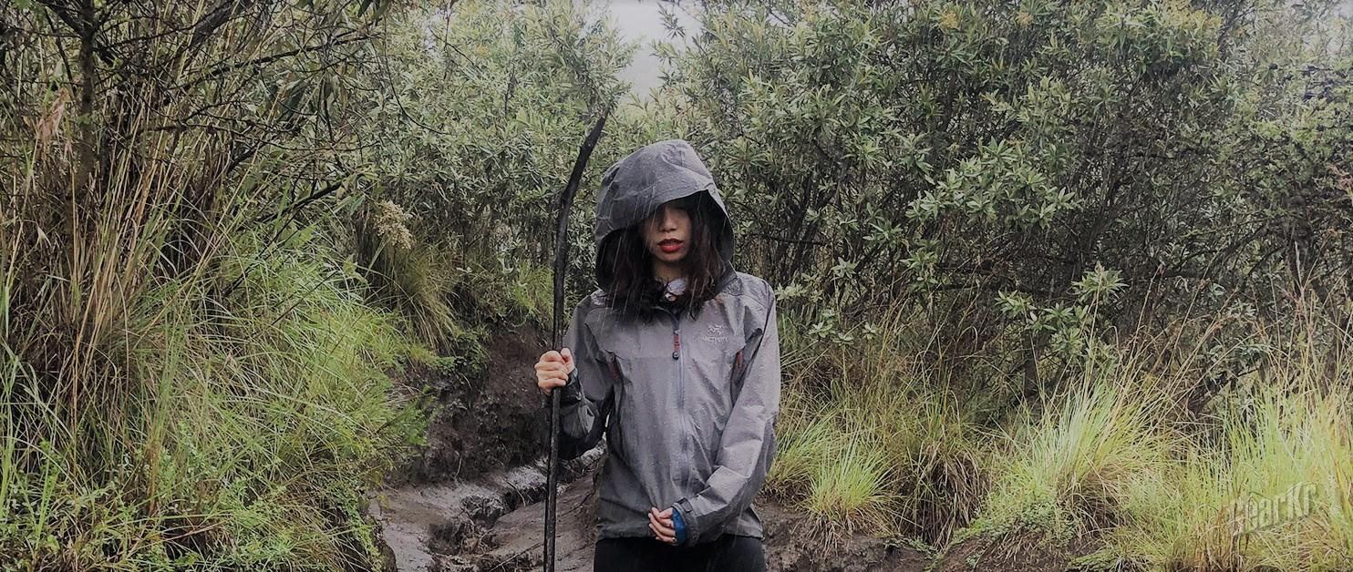 两个人的赤道国家行(四)最难忘最执着的隆戈诺特火山徒步