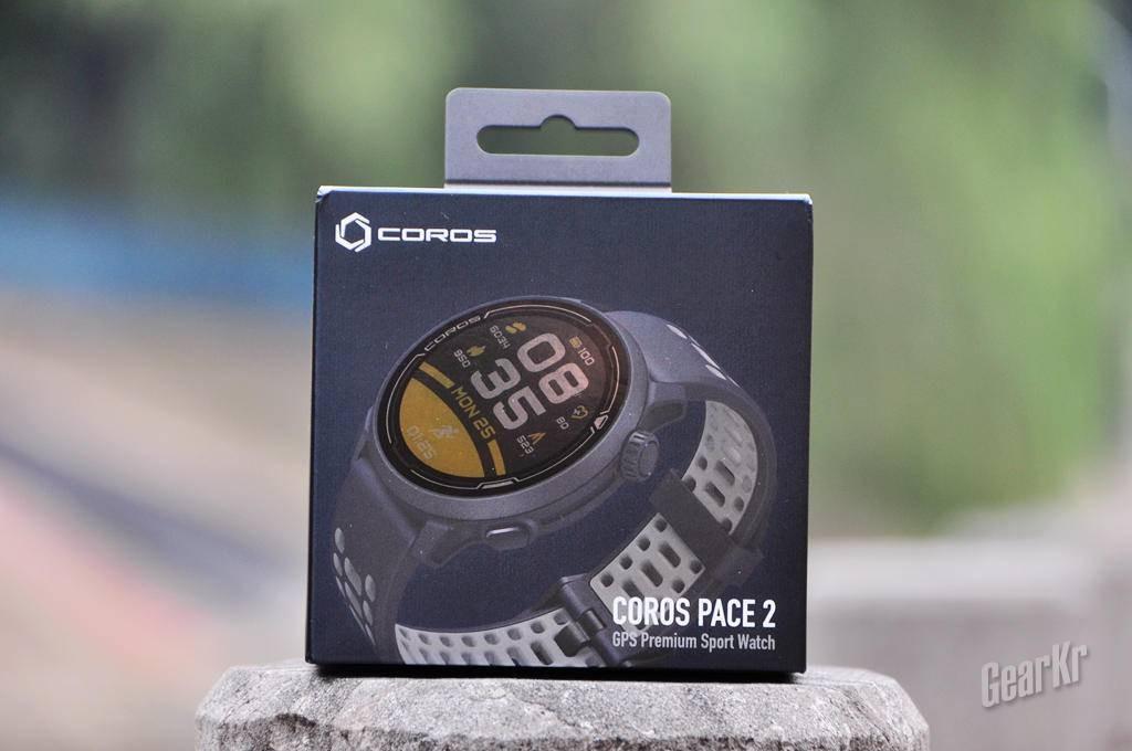 29克!无感驾驭竞技运动 COROS PACE 2手表体验