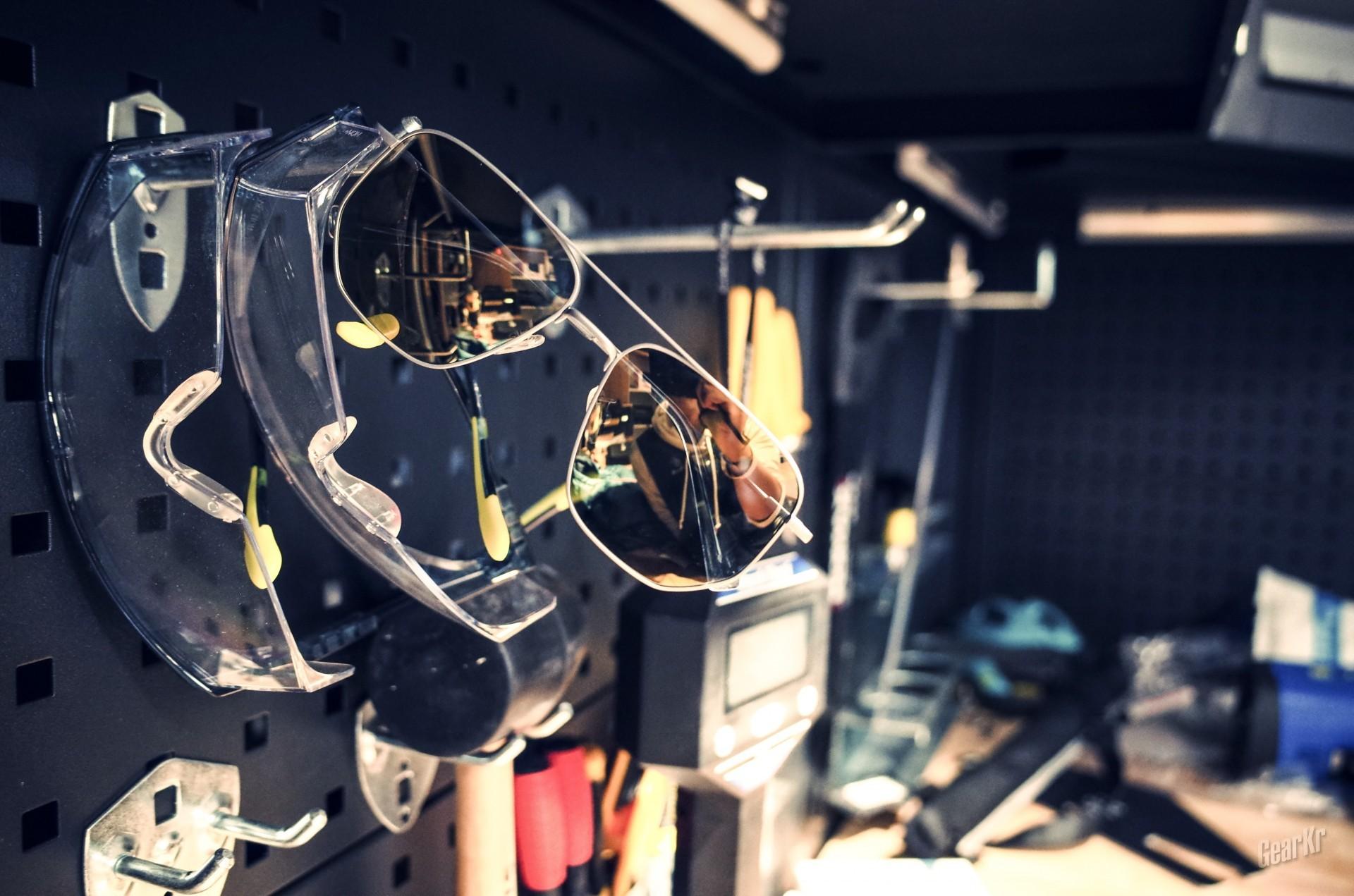 铠斯钛生活|要不是太阳落山我都忘了带着眼镜